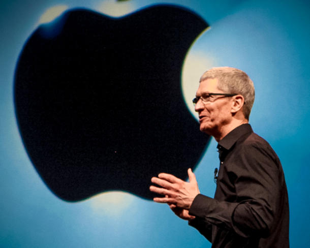 Tim Cook Preaches New Apple