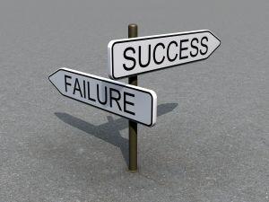 success and failure Web Hosting Company Is Failing