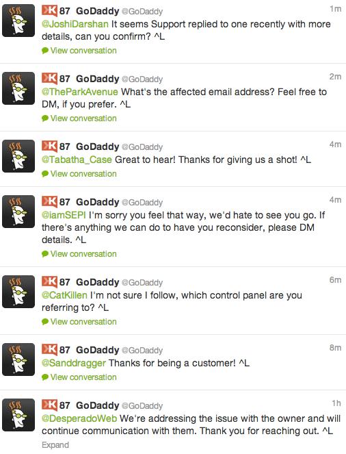 web-hosting-support-on-twitter-godaddy