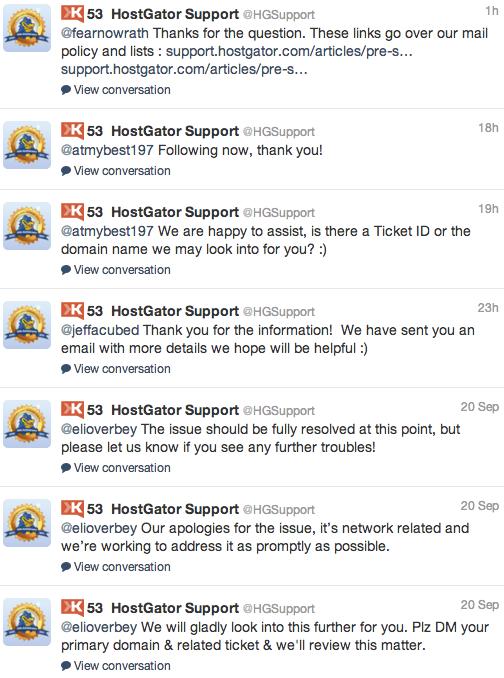 web-hosting-support-on-twitter-hostgator
