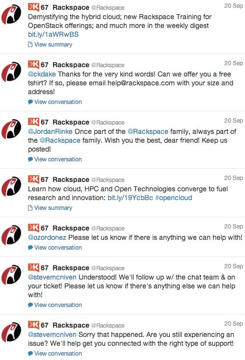 web-hosting-support-on-twitter-rackspace