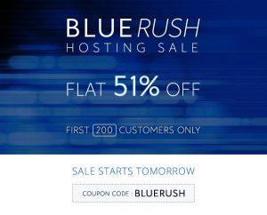 Bluehost-BlueRush